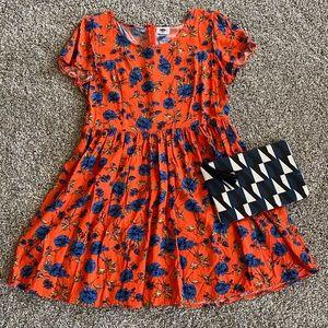 Old Navy | Floral Skater Dress